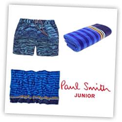 Бермуды и полотенце Paul Smith Junior