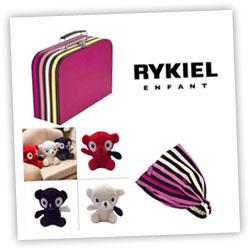 Сумка и игрушки Rykiel Enfant